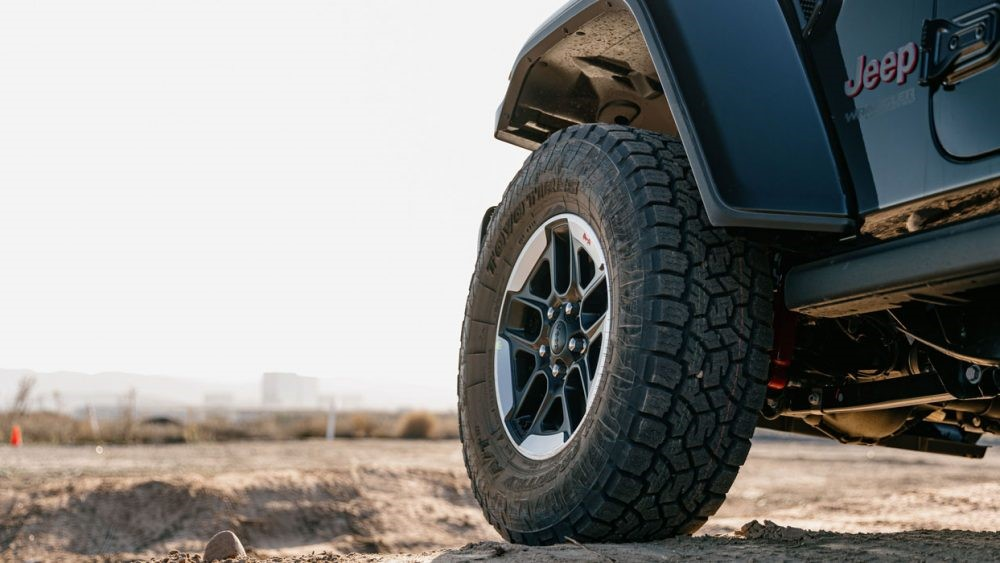 Want a FREE set of Toyo Tires for your next trip? Don't Stop Exploring