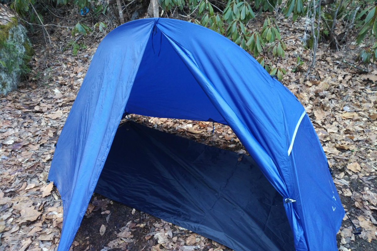 Walmart Moosejaw Lithic One Person Tent