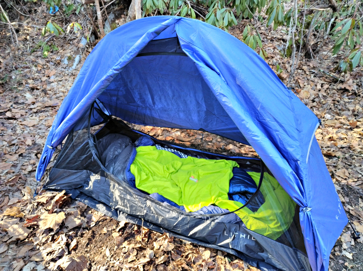 The Path Less Traveled #007 – LITHIC One-Person Tent Review