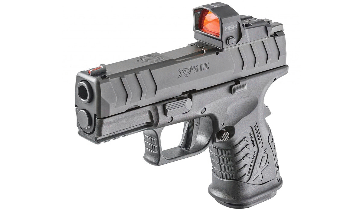 Springfield Armory Announces New Concealment Guns in XD-M Elite Series