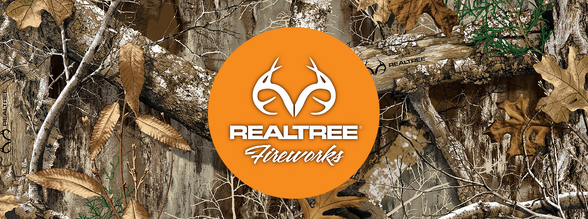 Looking for Something NEW this Fourth of July? Realtree Fireworks!