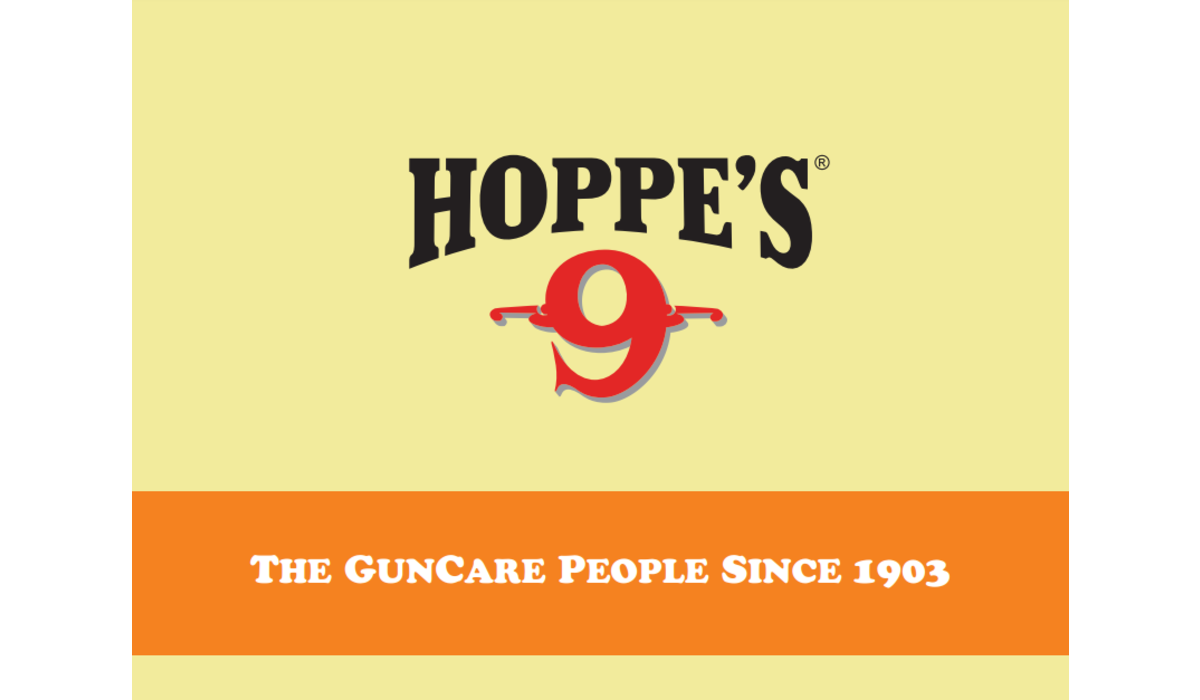 For Those Who REALLY Love Their Hoppe's No. 9