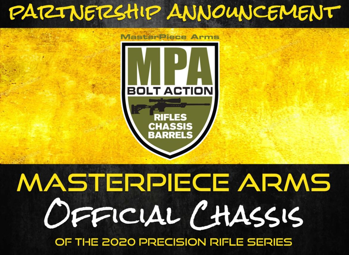 MasterPiece Arms Announced as Official Chassis for 2021 PRS Season