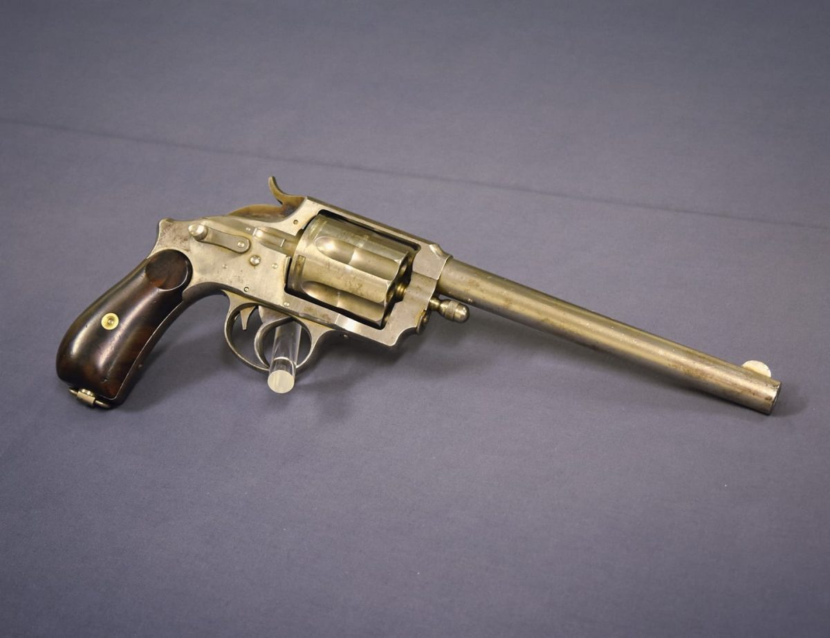 POTD: Winchester Revolver – Why is That Not a Thing?