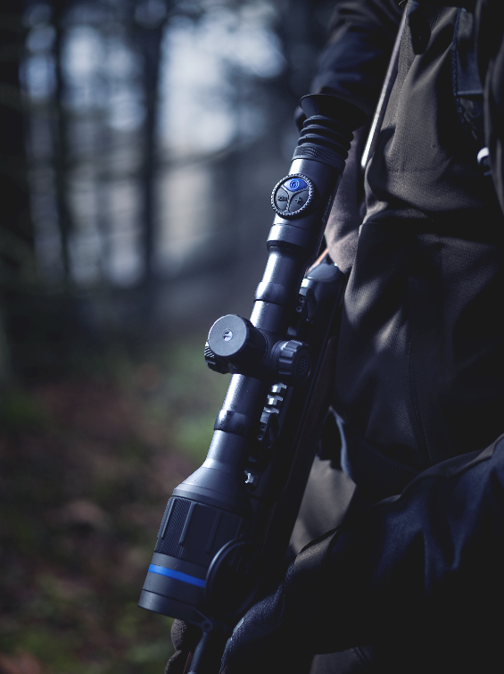The Next Generation of Thermion 2 Riflescope Series from Pulsar