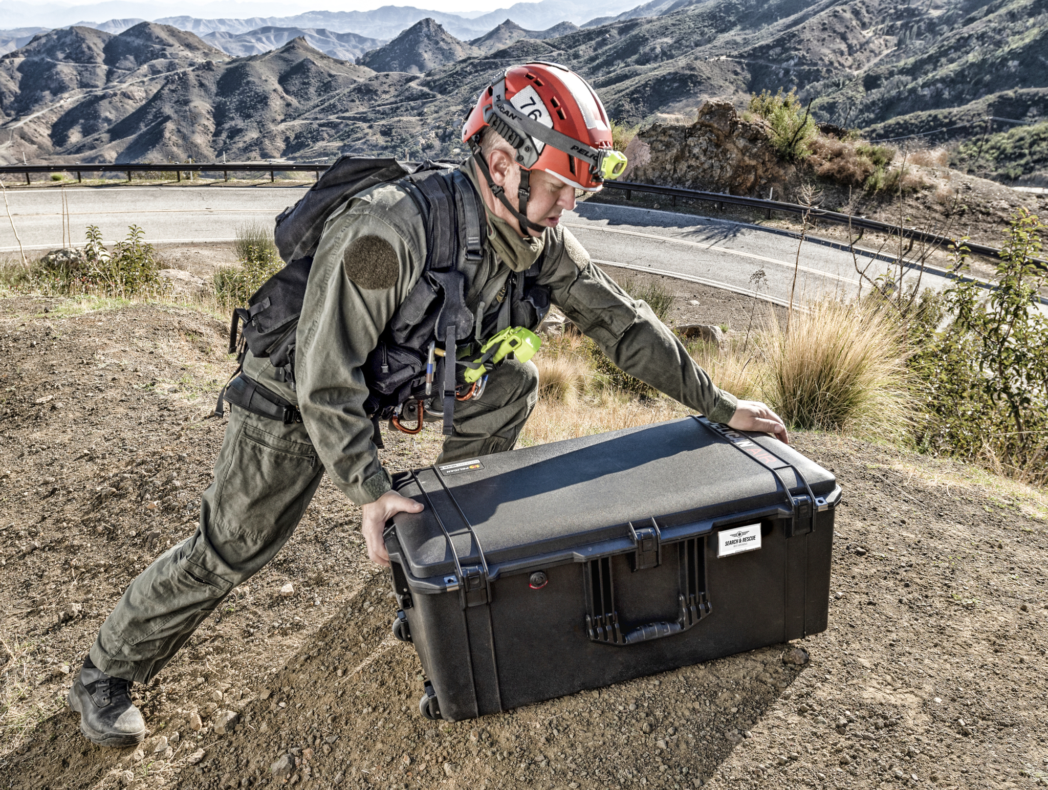 New Pelican Air 1646 Case Unveiled - Largest Pelican Air Case to Date!