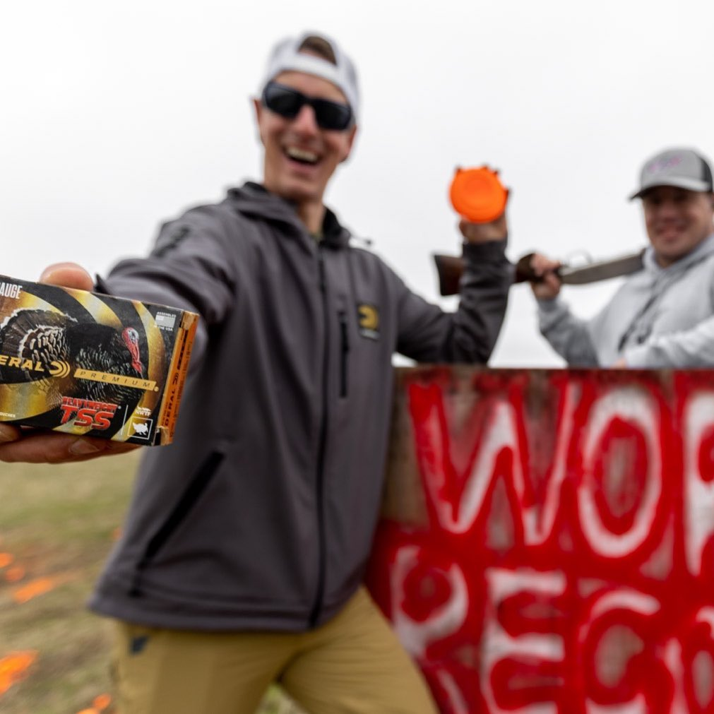 World Record Broken: The Gould Brothers 180-Yard Clay Pigeon Shot