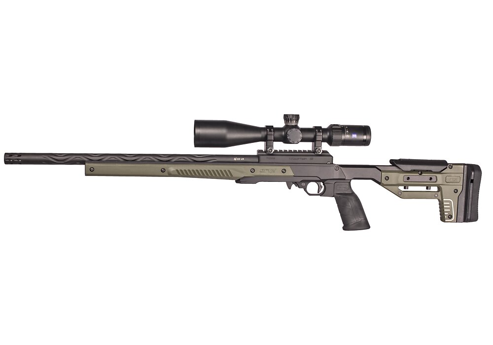 VF-ORYX Precision .22 Long Rifle Introduced by Volquartsen Firearms