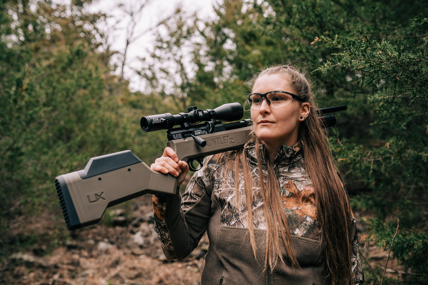 NEW Gauntlet 2: Pre-Charged, Pneumatic Air Rifle from Umarex
