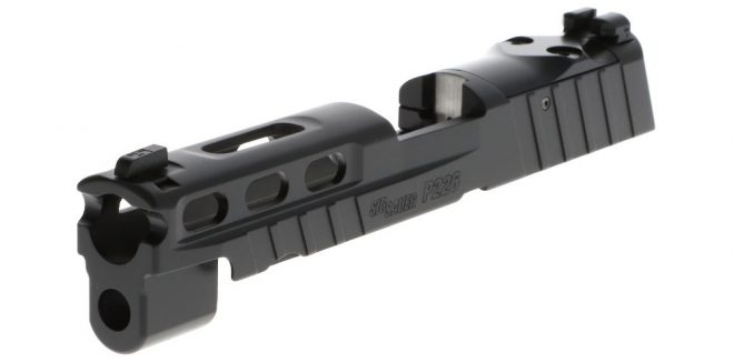 New PRO-Cut Optics Ready Slide Assembly for the SIG P226