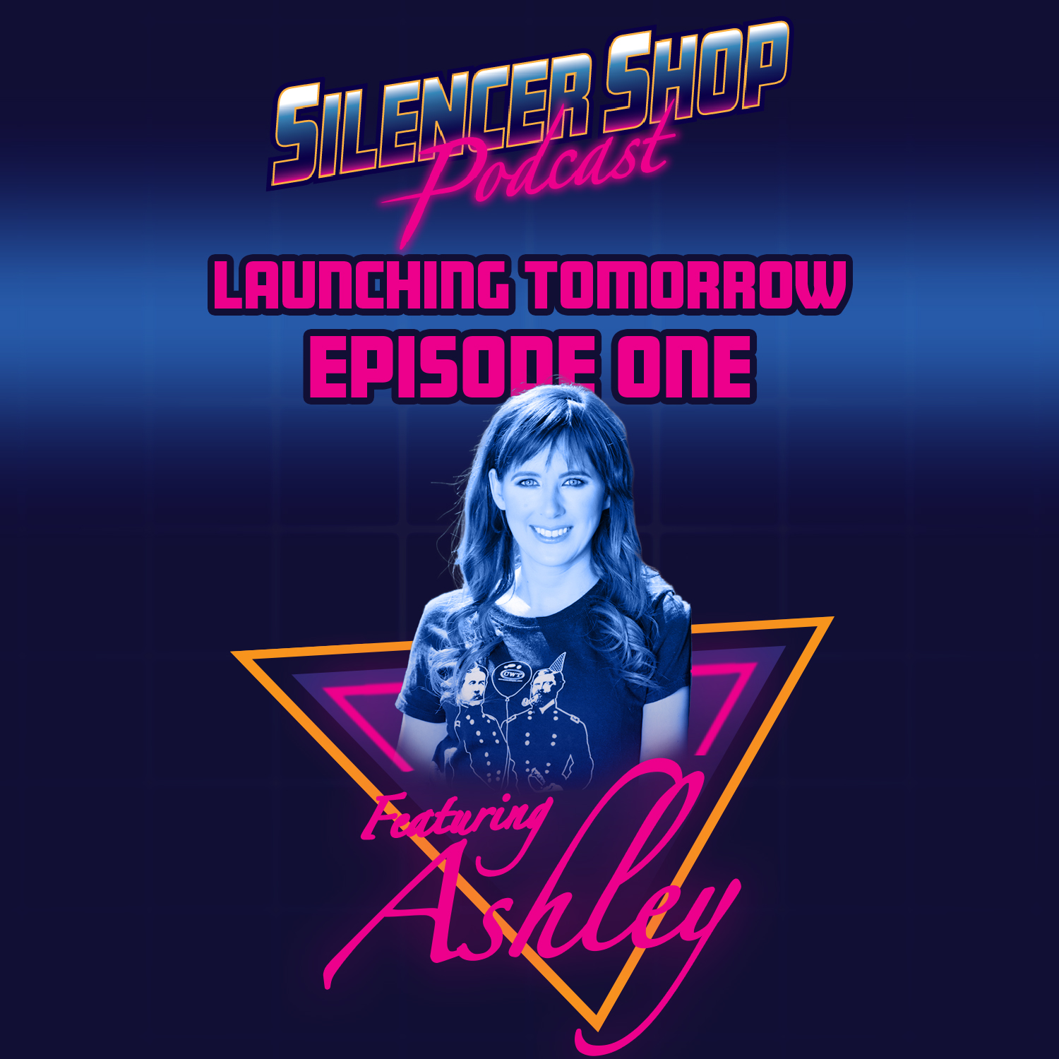 The New Silencer Shop Podcast is Live -Ep 1 Featuring Ashley Hlebinsky