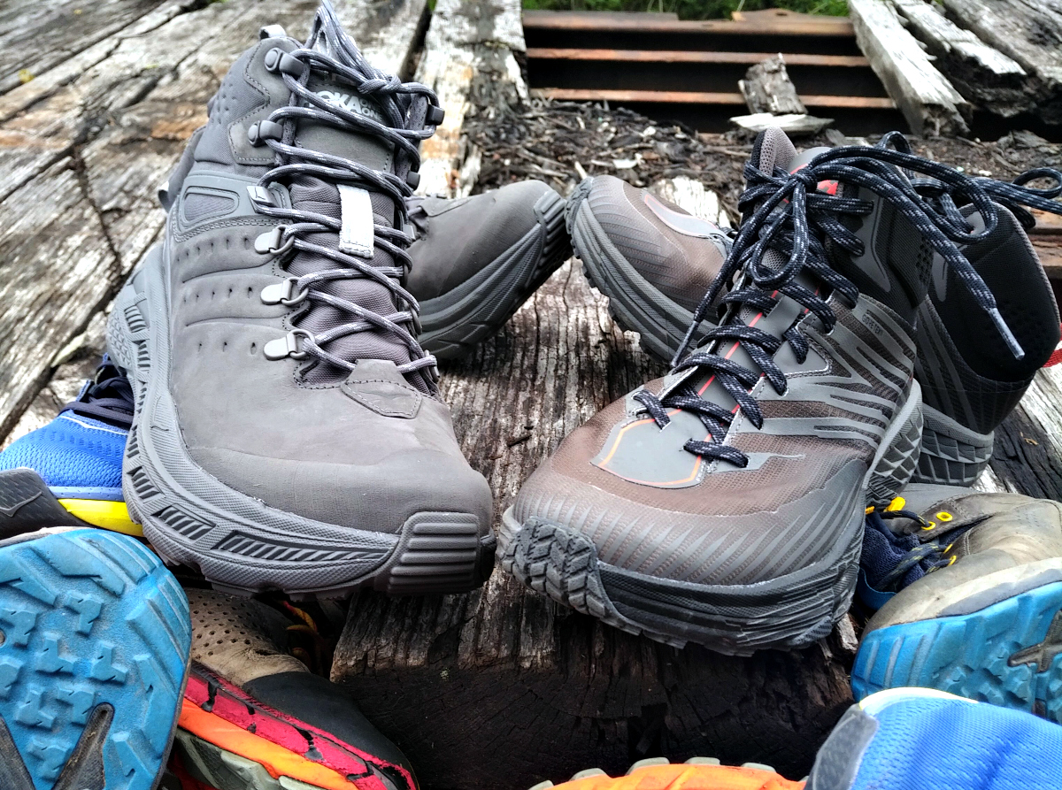 The Path Less Traveled #014: Hiking Boots vs Trail Runners