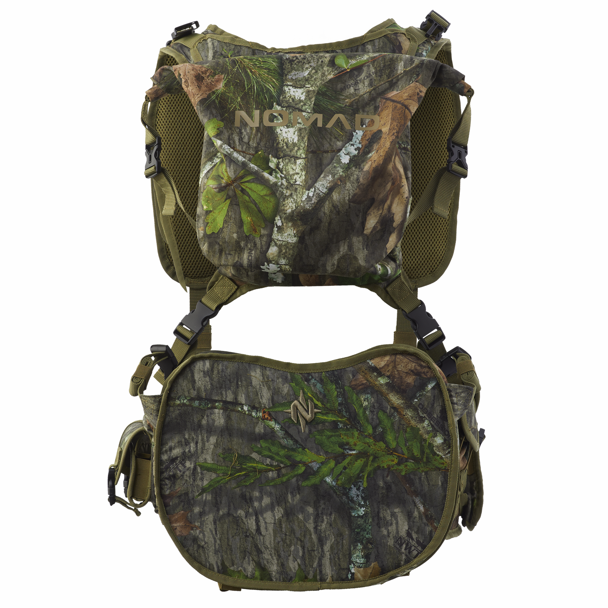 Two New Nomad Premium Turkey Vests Intocied to NWTF Collection