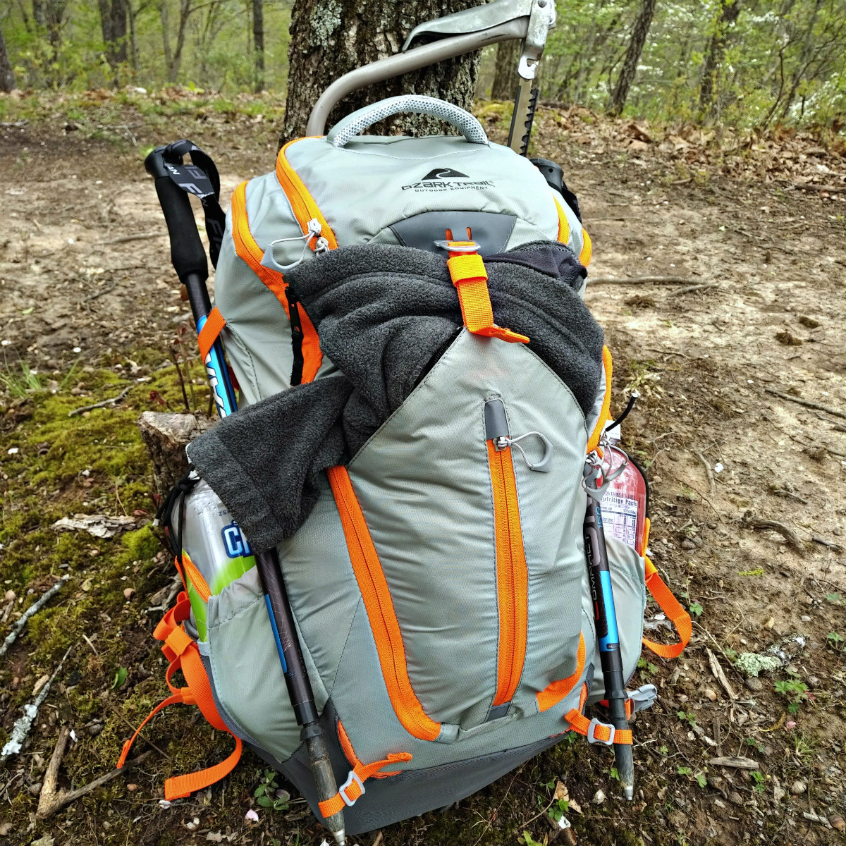 The Path Less Traveled #010 – Ozark Trail 30L Hiking Backpack Review