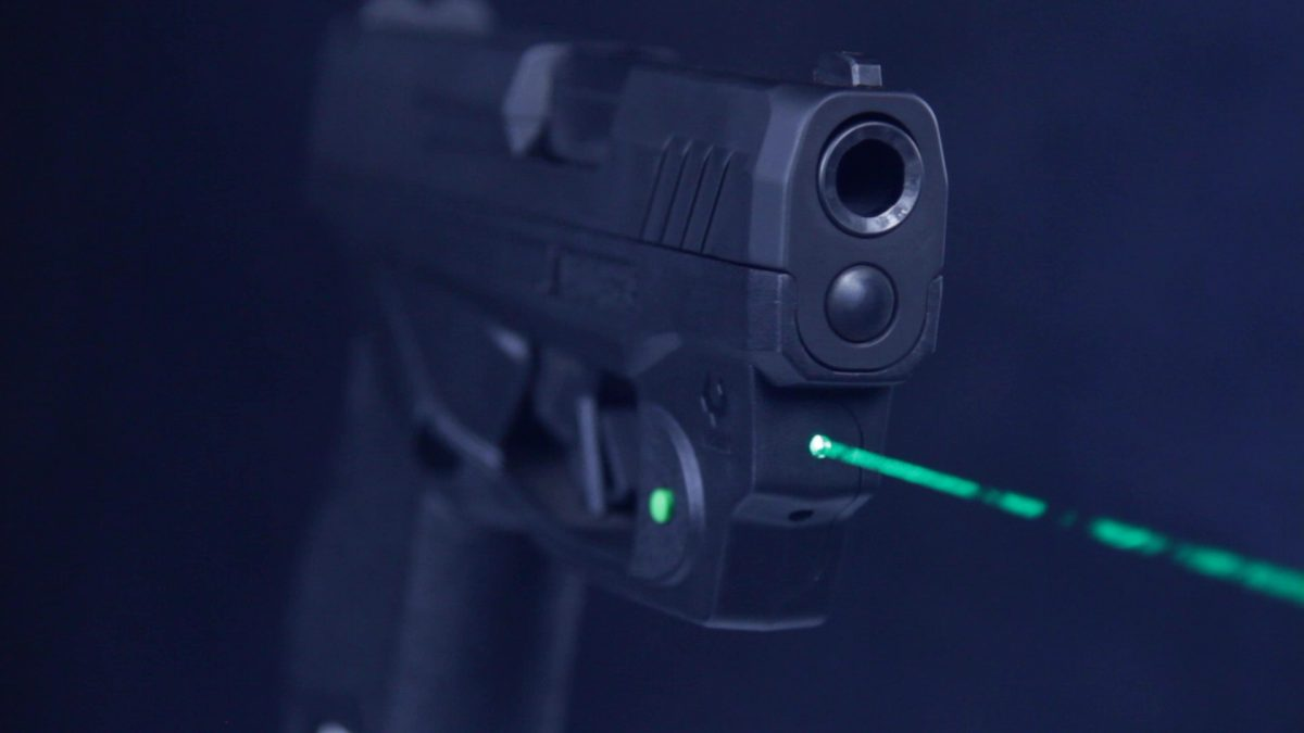 Viridian Debuts Red & Green Laser Sights for Taurus GX4 9mm