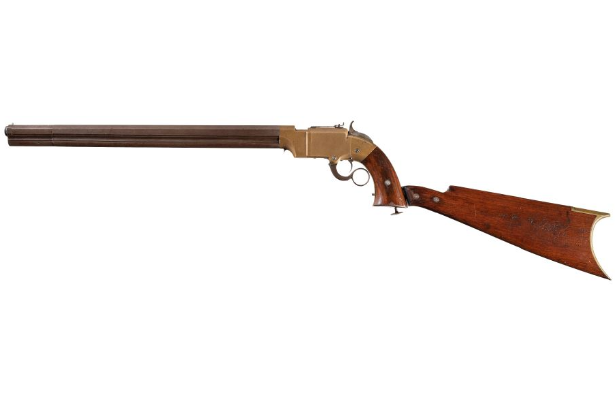 POTD: Volcanic Repeating Arms Company Lever-Action Pistol-Carbine