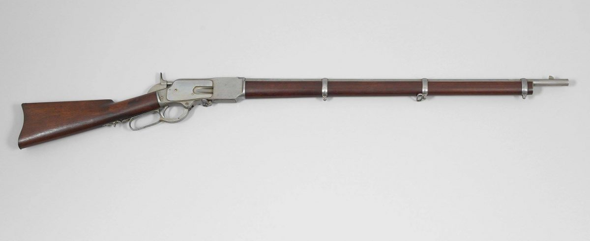 POTD: Lever Action Musket? – Winchester Prototype