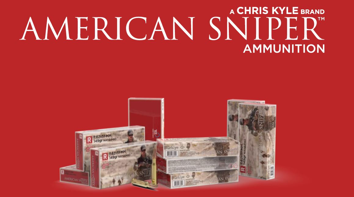 New American Sniper Ammunition Available Soon from Sportsmans Guide