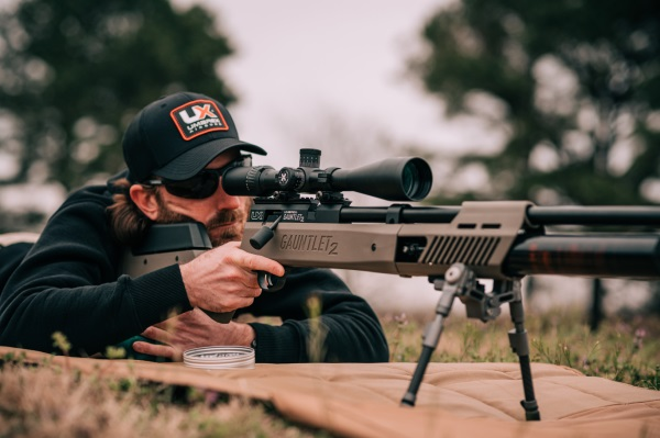 New Gauntlet 2 Pre-Charged Pneumatic Air Rifle From Umarex