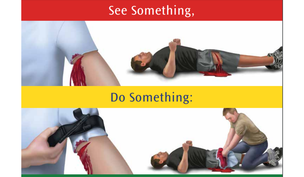 May is Stop The Bleed Month– What Have You Done About It?