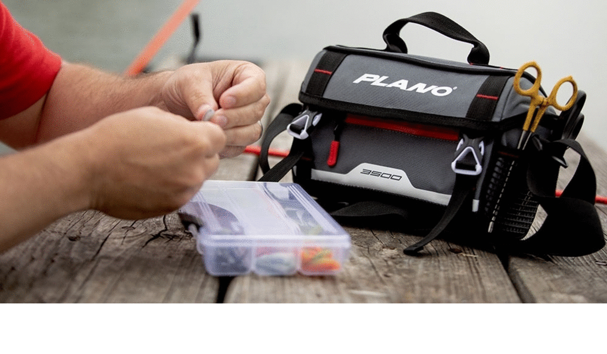 Plano Weekend Series Softsider is Perfect for the On-the-Move Angler