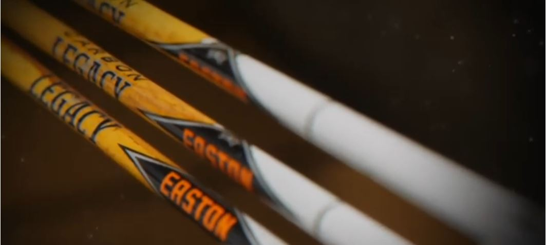 New Carbon Legacy Traditional Arrows Introduced by Easton