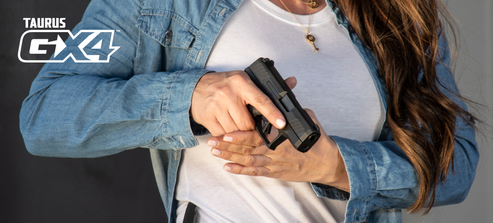 Affordable & Concealable – NEW Taurus GX4 9mm Micro-Compact