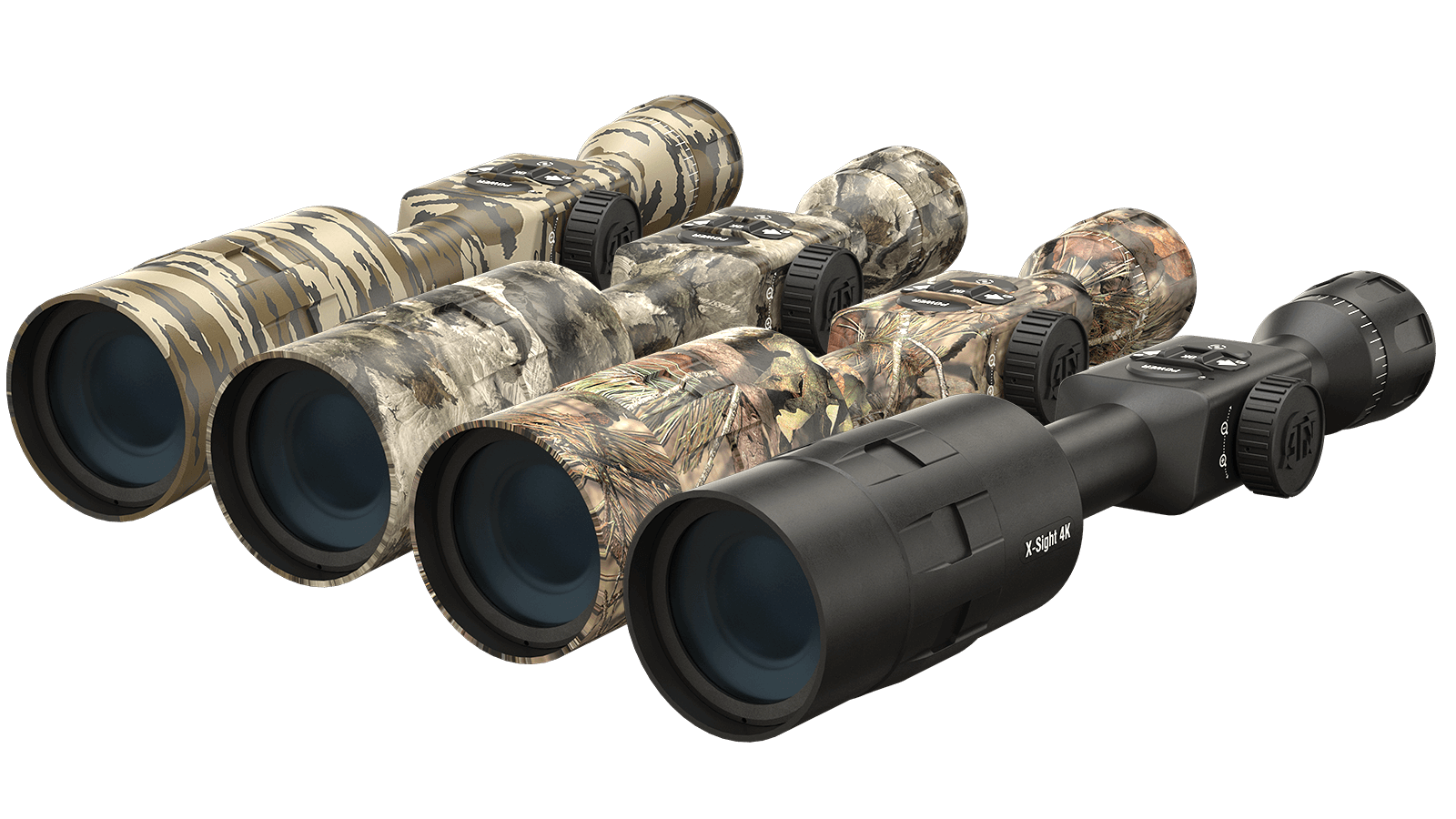 ATN introduces Night Vision/Thermal Industry's 1st Optic Upgrade Program