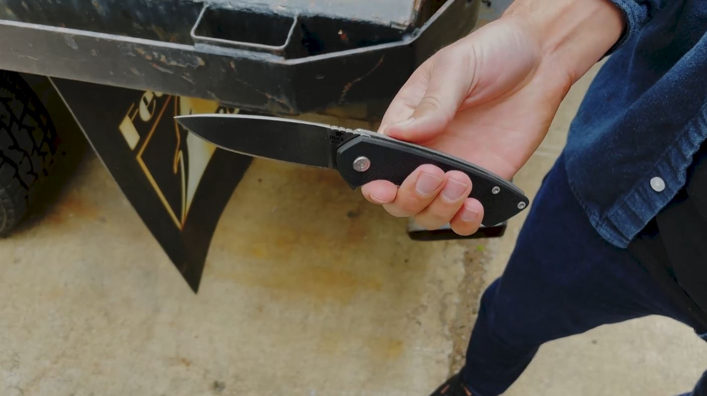 Buck Knives Introduces the New 040 Onset Drop Point EDC Knife