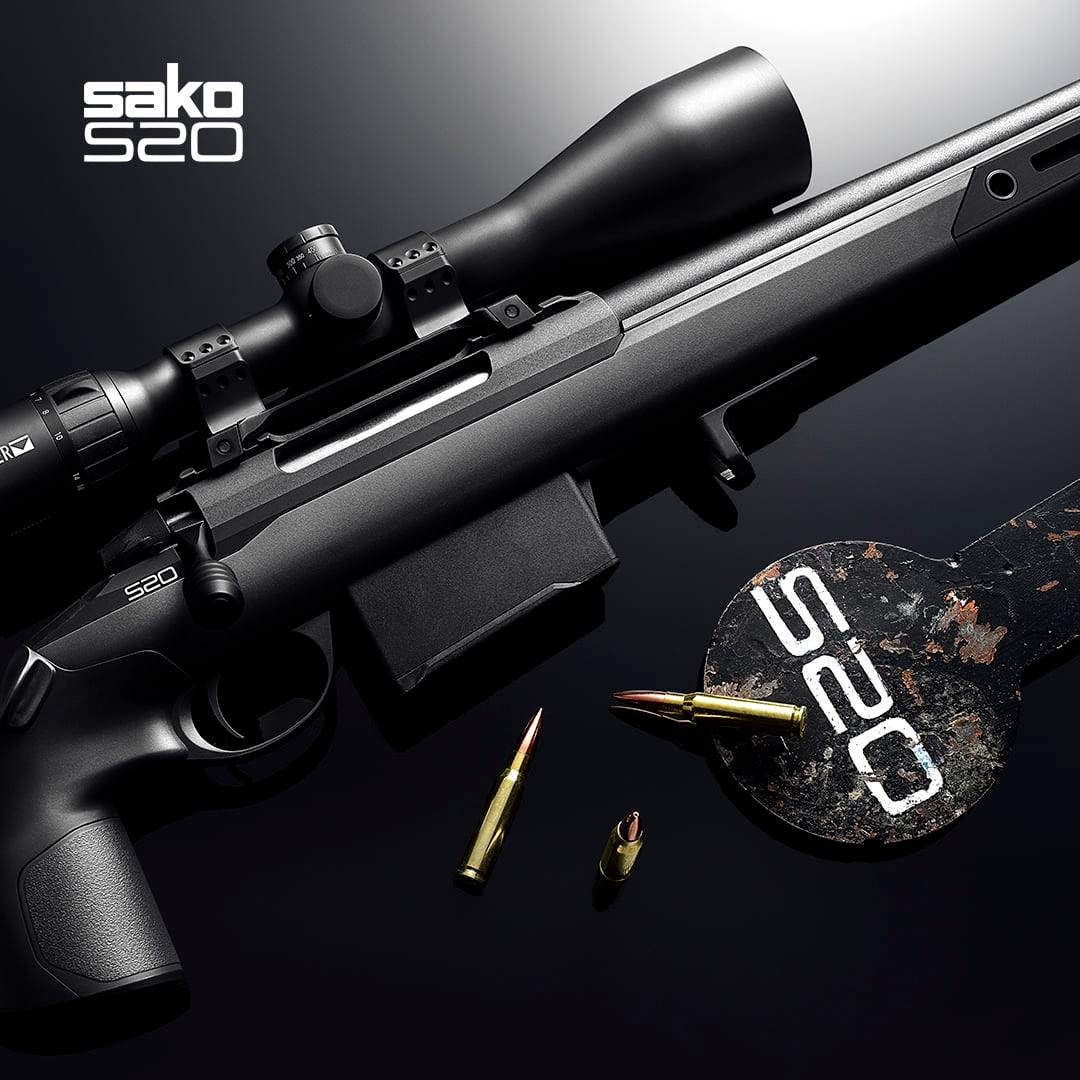 Six New Sako Cartridges to be Offered by Beretta USA
