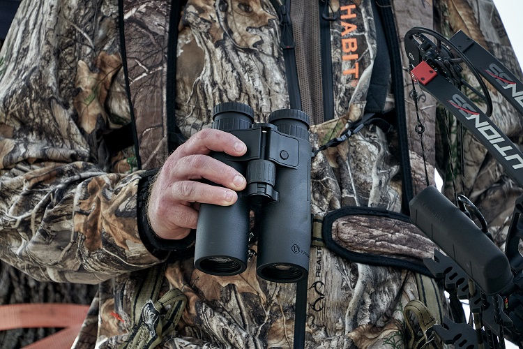 One Mile Ranging with the New Bushnell Fusion X Binoculars