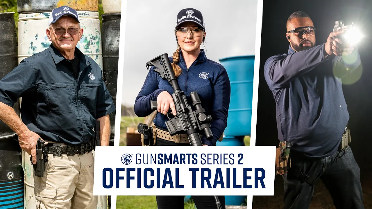 Free Training Resources with Smith & Wesson's GUNSMARTS Series 2