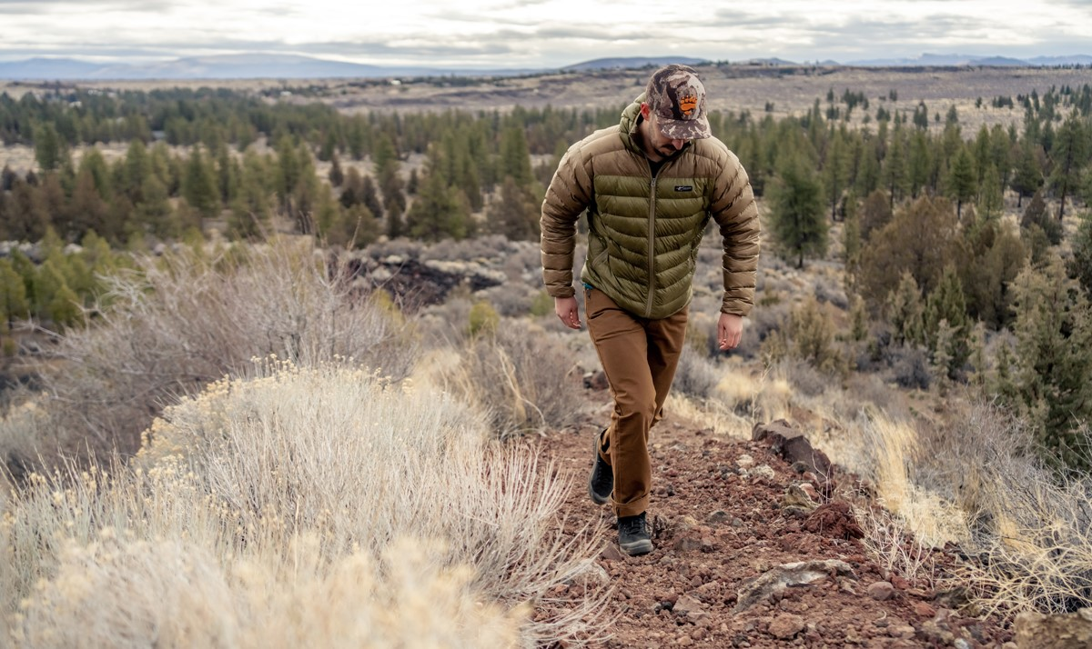 """Filson & Danner Debut 5th Limited-Edition Collab in """"Hike to Hunt"""" Trainer"""