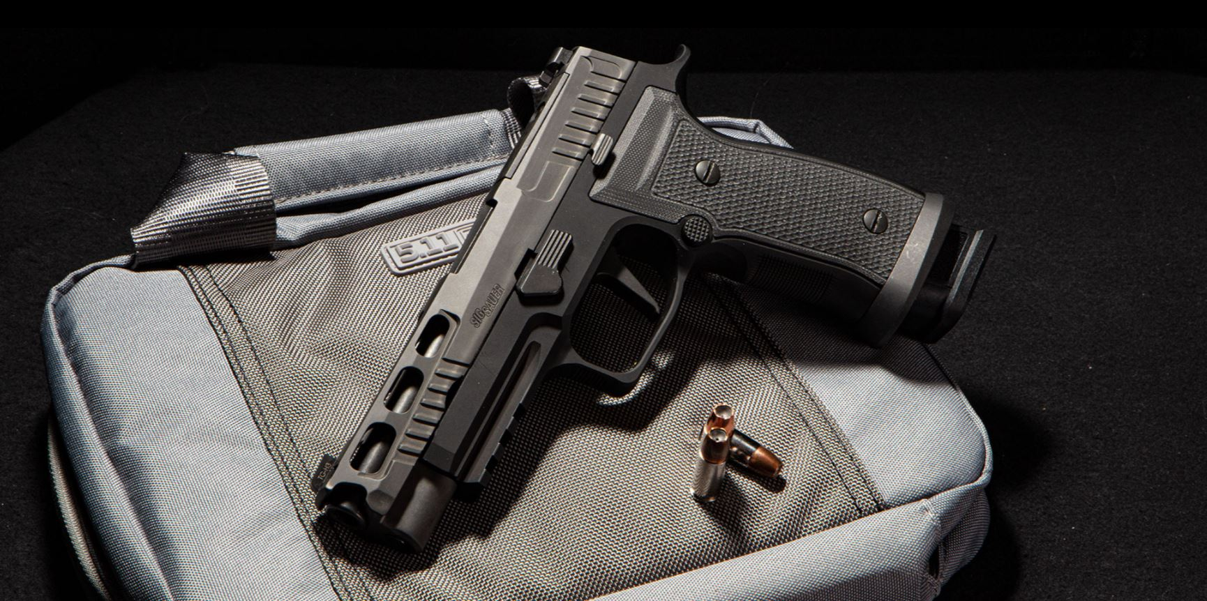 SIG P320 AXG Pro Pistol Added to Growing SIG Sauer P320 Lineup