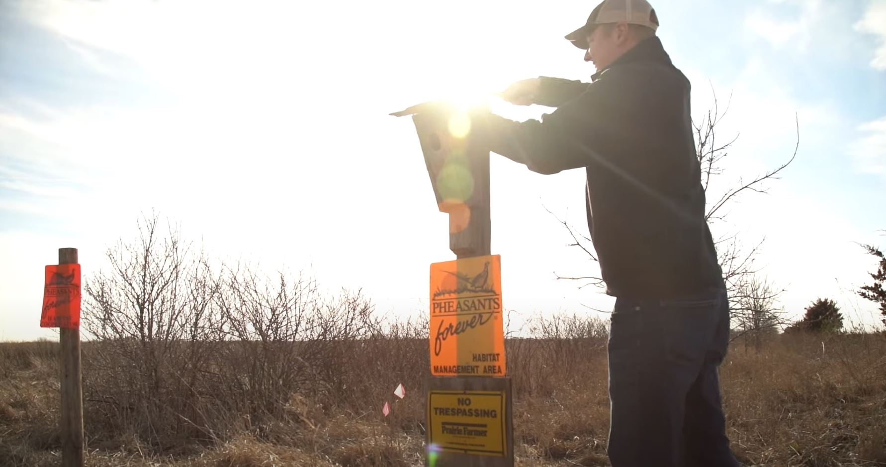 Western Minnesota Habitat Complex Expanded by Pheasants Forever
