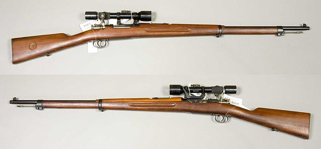 POTD: The Sneaky Swede – M41 Swedish Mauser Sniper Rifle