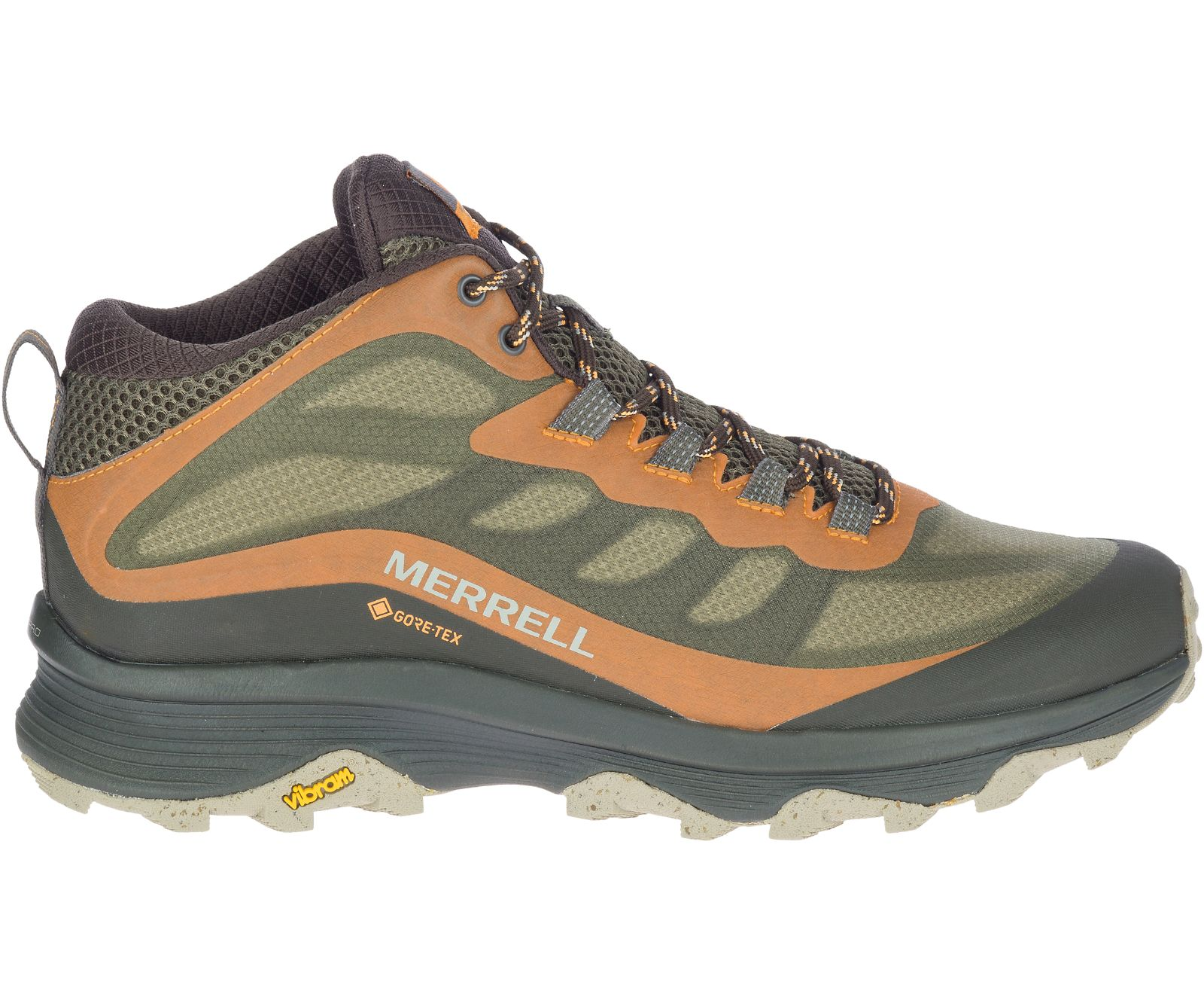 Hoka One One Speedgoat Mid Gore-Tex GTX 2 Review Shoe Hiking Trail Runner Backpacking Plush Comfort Support Fast Comfortable 3