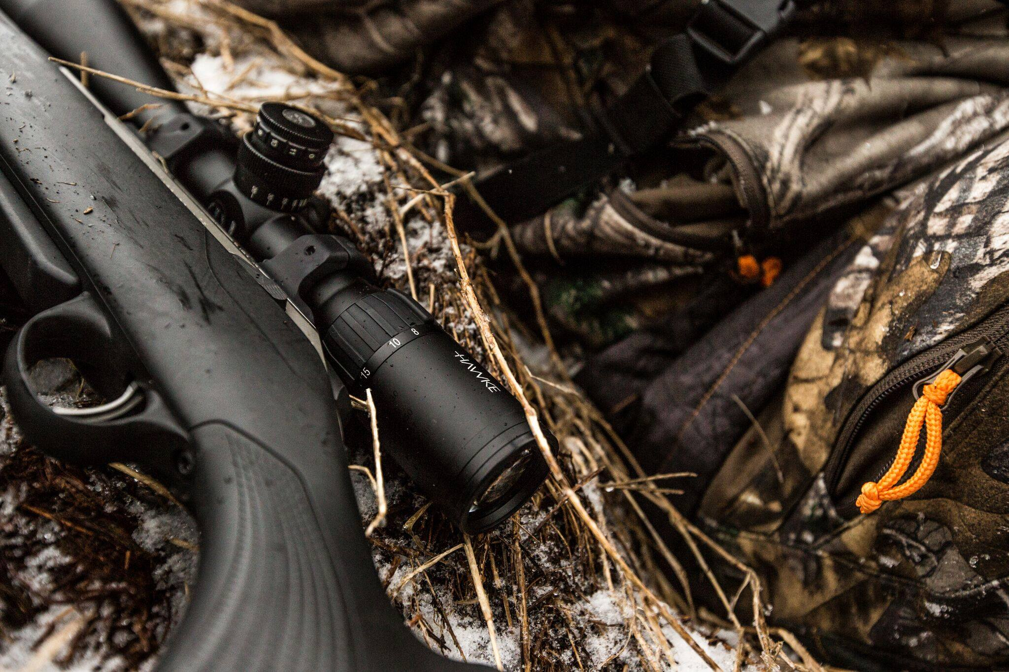 New 34mm Scope Ring Options Available from Hawke Optics