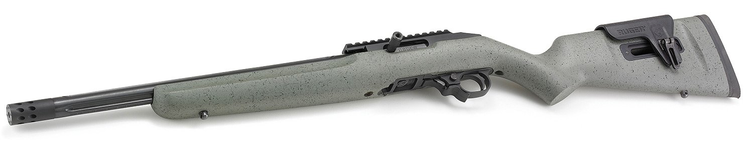 Ruger Introduces a Dedicated Left-Handed 10/22 Rifle Model