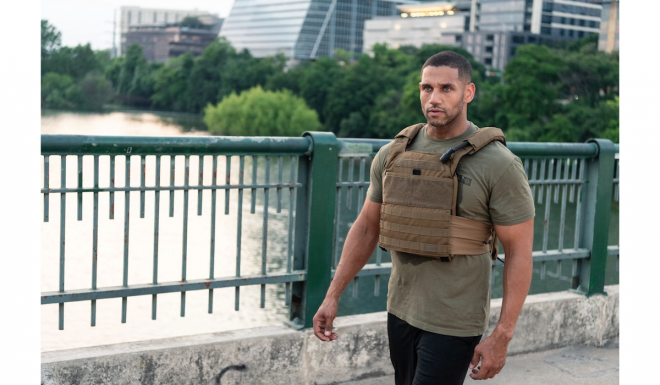Train How You Fight: The NEW TacTec Trainer Weight Vest From 5.11
