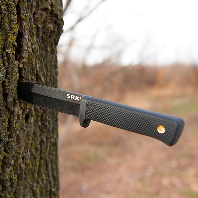 Cold Steel Offers Up the New SRK Fixed Blade Survival Rescue Knife
