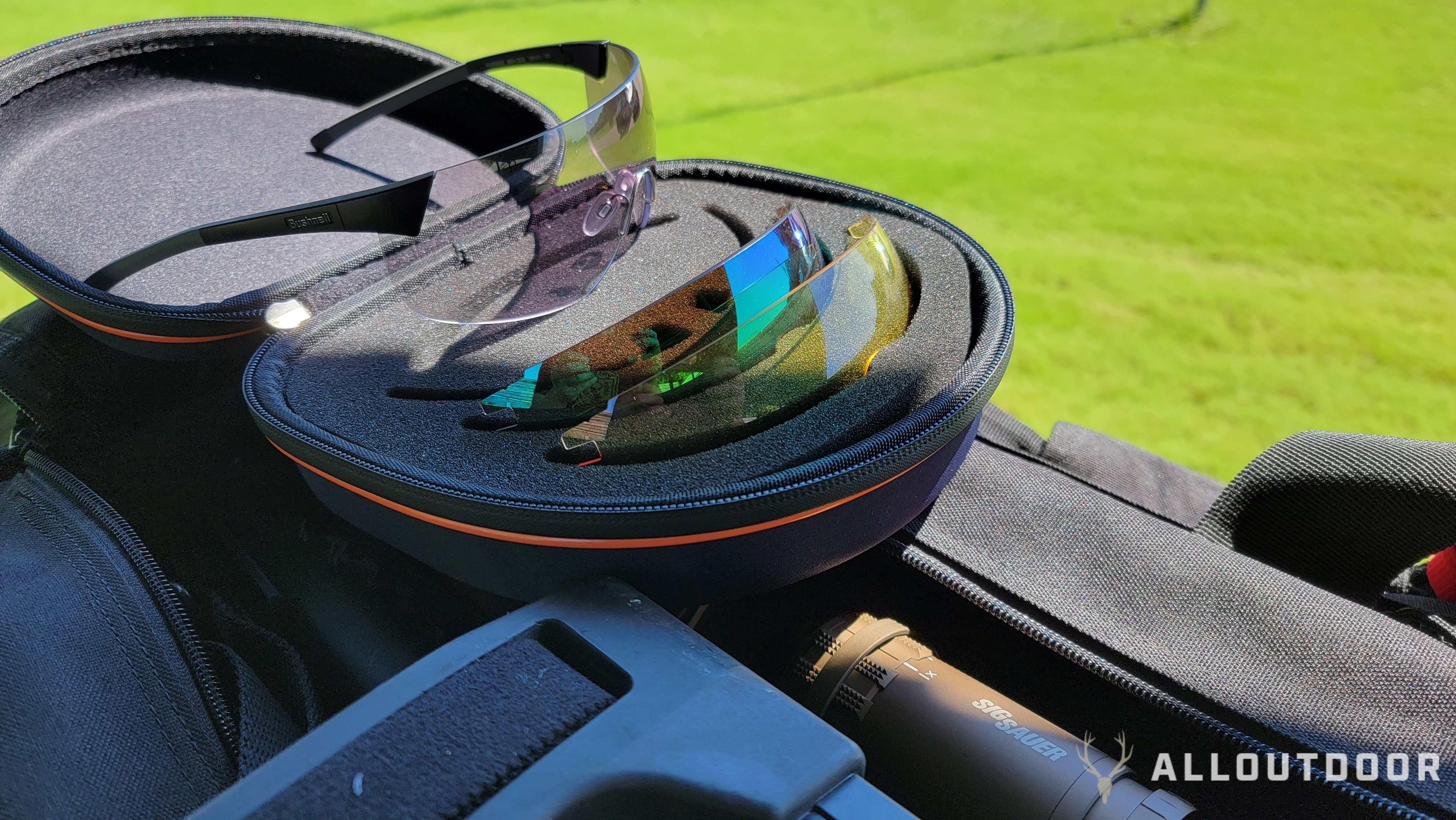 AllOutdoor Review: Bushnell's New Harrier Eye Protection
