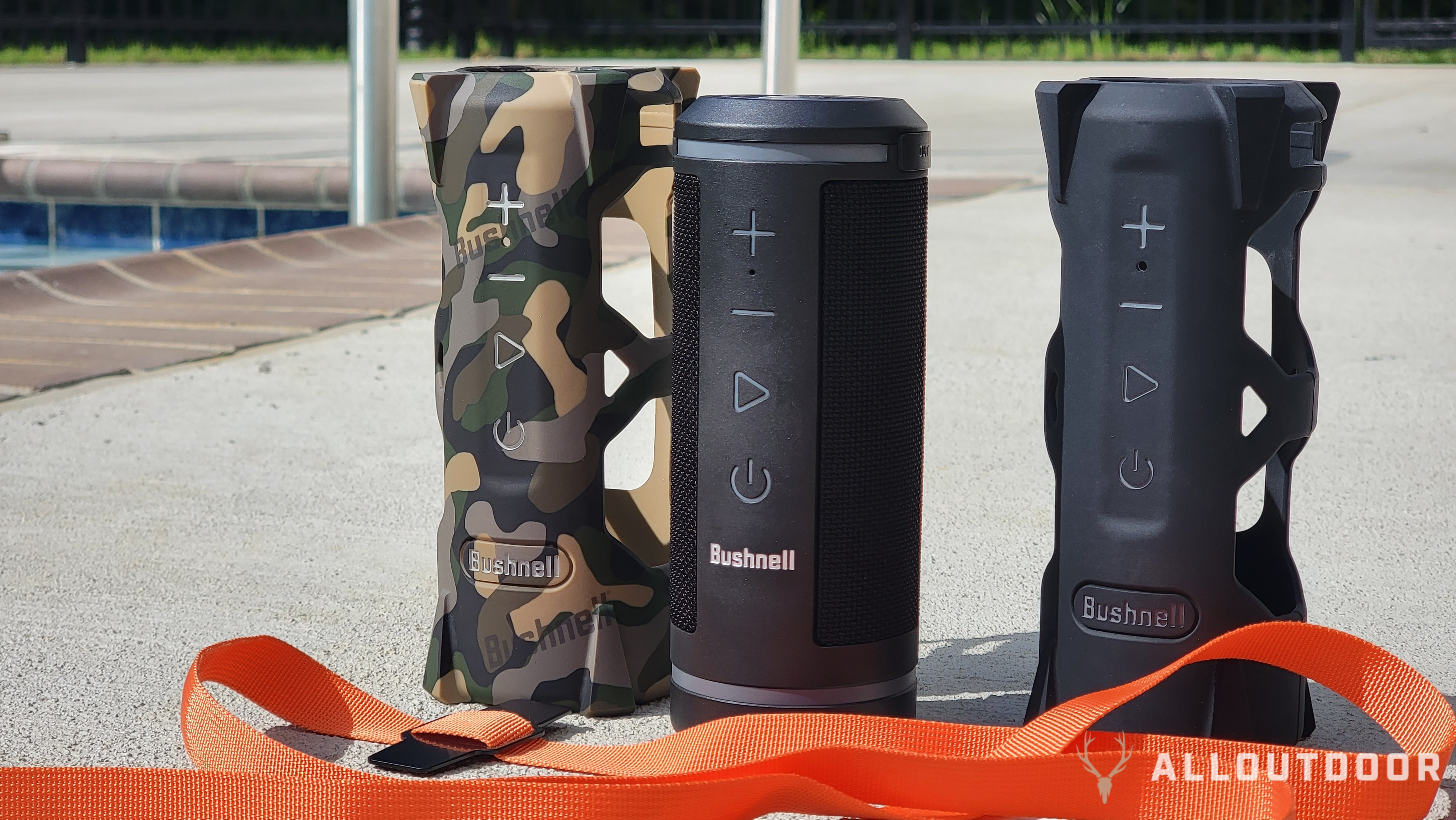 AOD Review: The Bushnell Outdoorsman Bluetooth Speaker