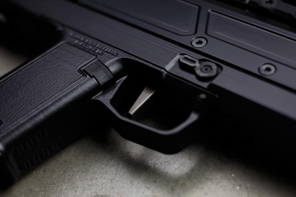 The New Pack9 Compact Rifle from Trailblazer Firearms