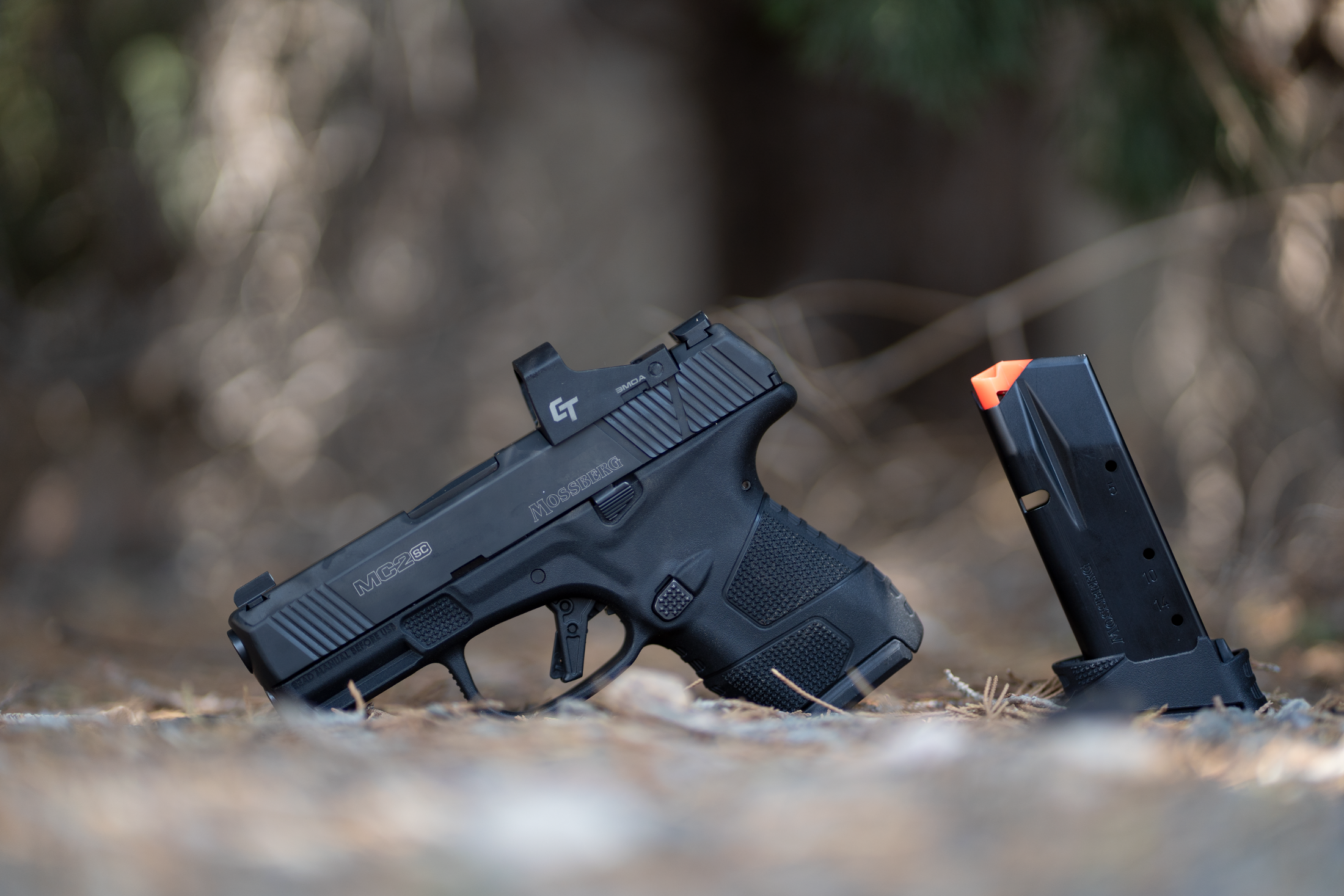 Mossberg Introduces the New MC2sc Micro-Compact 9mm