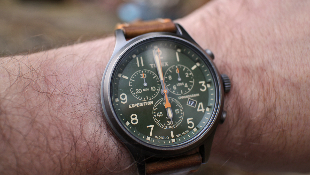 The Path Less Traveled #30 Timex Mens Expedition Scout Chronograph 42mm Watch Review Timex Expedition Chronograph Chronograph Review Scout TW4B044009J